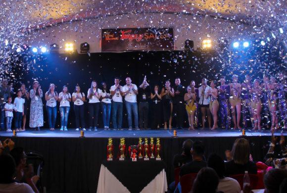 Ier Festival Nacional de Salsa y Tango
