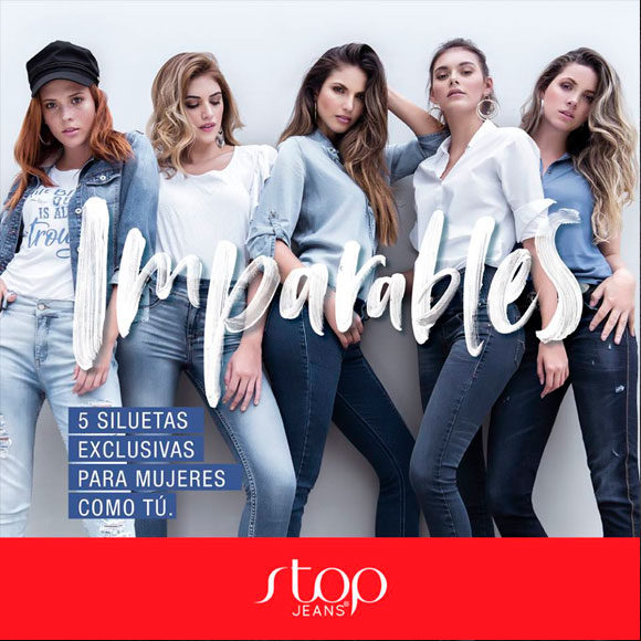 Imparables STOP JEANS / Local 149
