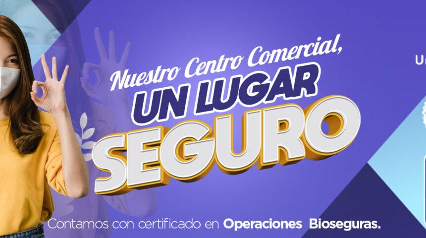Estamos certificados en Operaciones Bioseguras